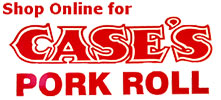 Case Pork Roll Shop Logo